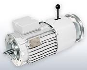 Электродвигатели с тормозом VEM motors